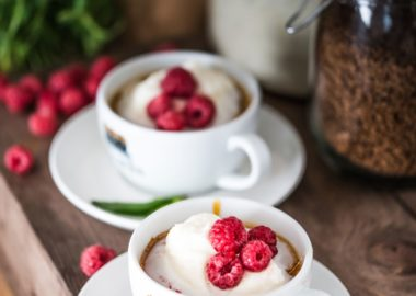 Stokes Coffe Creme Brûlée by The Lincolnshire Chef