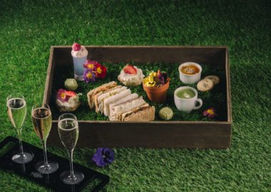 Lincolnshire Show Afternoon Tea by The Lincolnshire Chef