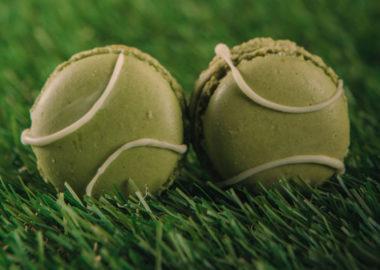 Tennis Ball Macaon Recipe