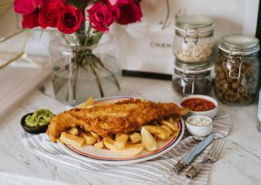 Gluten Free Fish and Chip Recipe