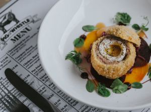 Scotch Egg at Healing Manor by The Lincolnshire Chef