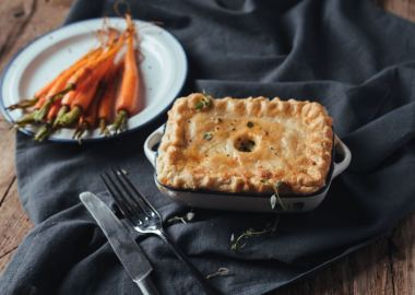 British Pie Week, The Lincolnshire Chef Chicken Pie Recipe