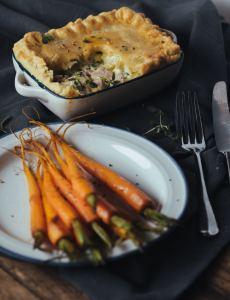 British Pie Week, The Lincolnshire Chef Chicken Pie Recipe