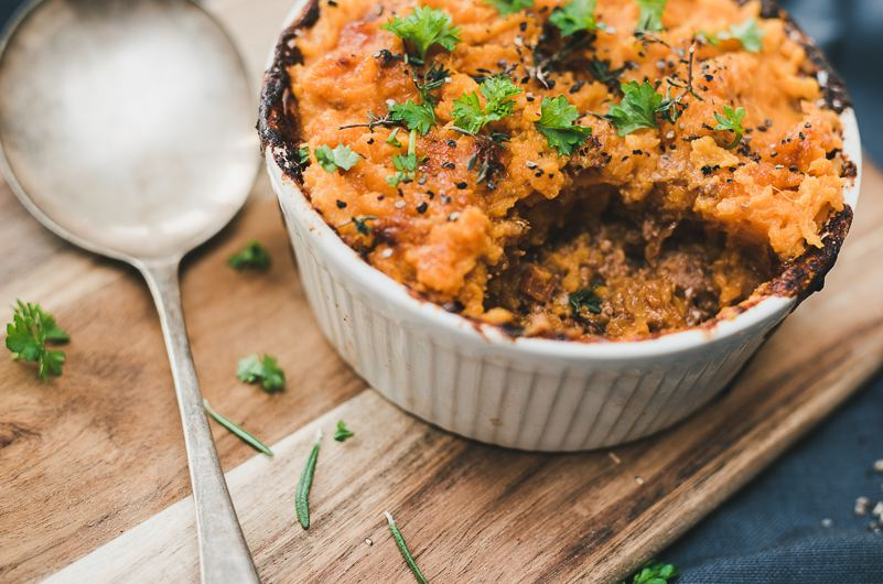 The Lincolnshire Chef Shepherds Pie Recipe