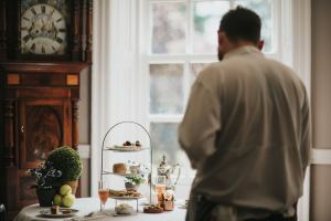 The Lincolnshire Chef Wimbledon Afternoon Tea