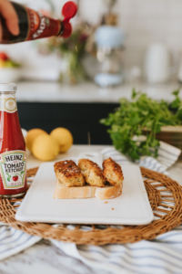 Cod Fish Finger Sandwich Recipe - Ketchup